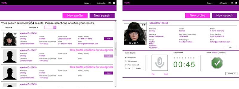 Application Design Screen 1