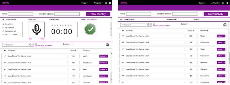Application Design Screen 2
